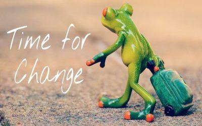 Veränderung – Wie kann man sein Verhalten ändern und warum ist es so schwer?