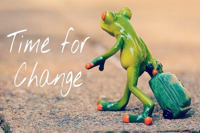 Veränderung – Warum ist sie so schwer?